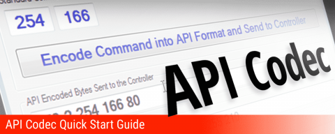 API Codec Quick Start Guide