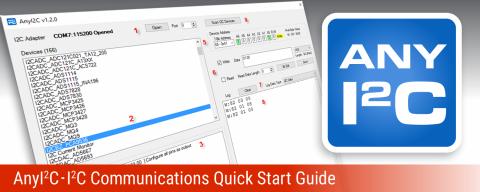 AnyI2C I2C Communications Quick Start Guide