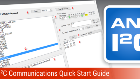 AnyI2C I2C Communications Quick Start Guide