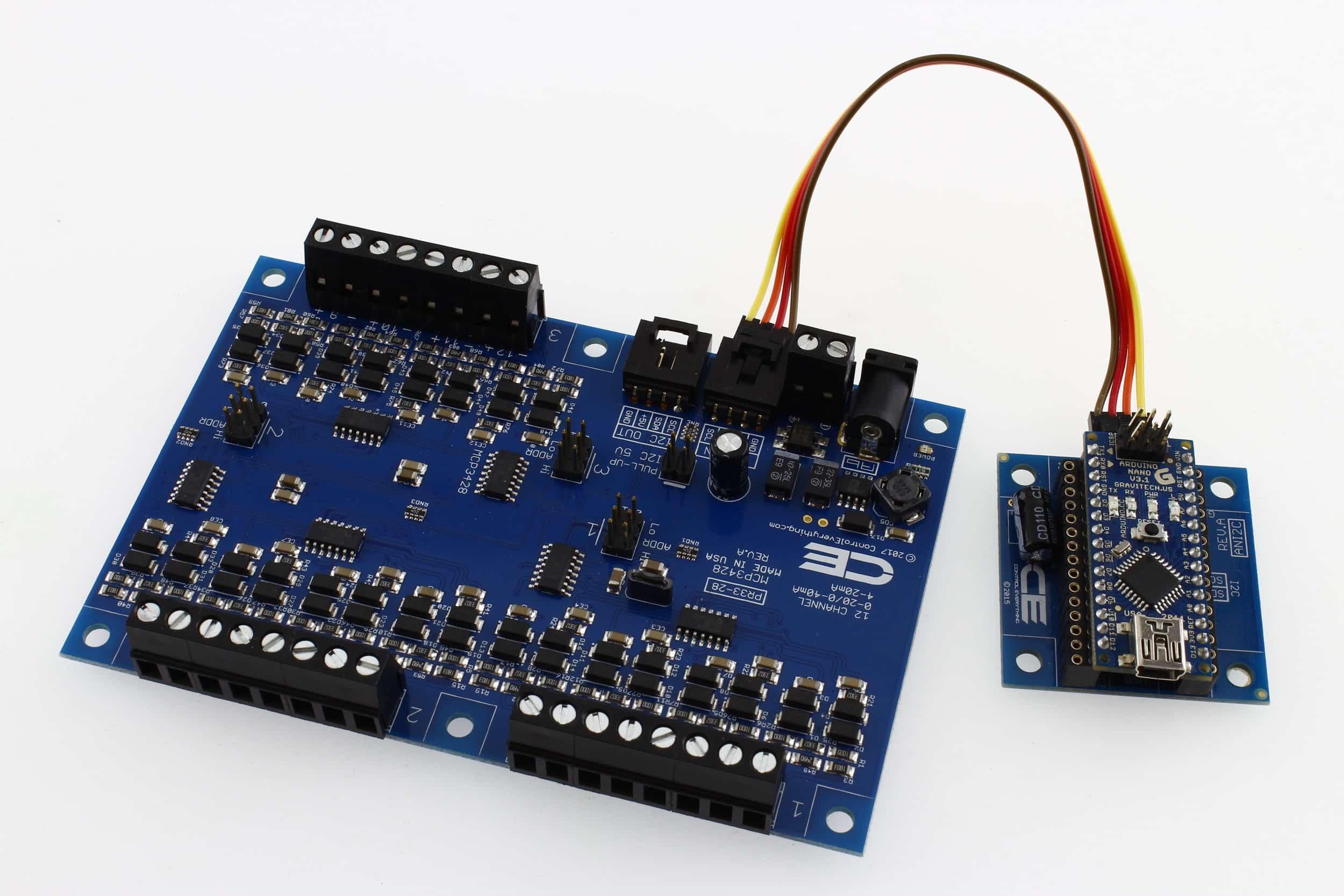 4-20mA current reciver module