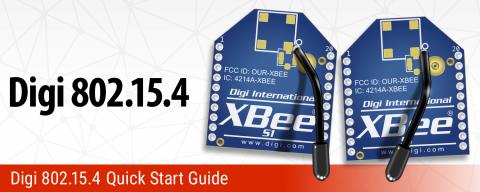 Digi 802.15.4 Quick Start Guide