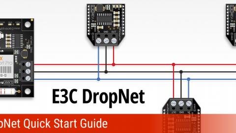 E3C DropNet Quick Start Guide