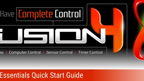 Fusion Essentials Quick Start Guide