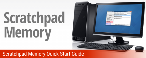 Scratchpad Memory Quick Start Guide