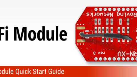 WiFi Communications Module Quick Start Guide