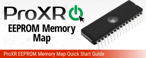 EEPROM Memory Map Quick Start Guide