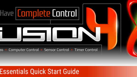 Fusion Essentials Quick Start Guide