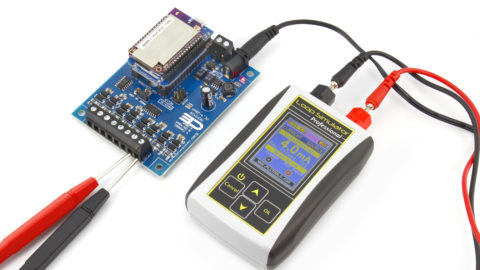 Interfacing Onion Omega with Industrial 4-20mA Sensors