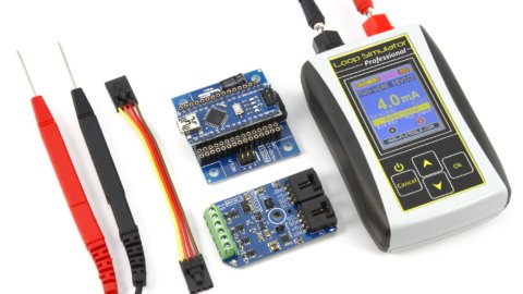 Reading 4-20mA Current Loop Sensors using Arduino
