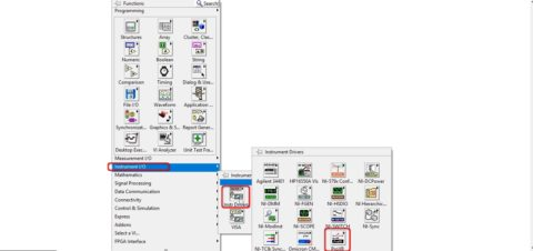 Installing LabVIEW USB RS232 RS485 Relay Controller Instrument Driver