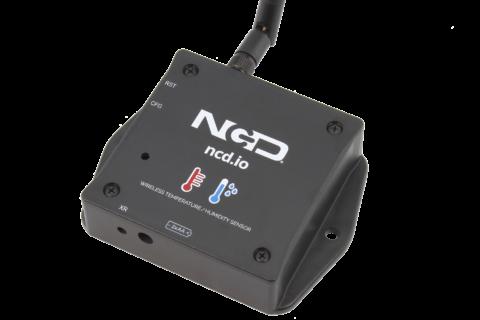 Long Range IoT Wireless Temperature Humidity Sensor