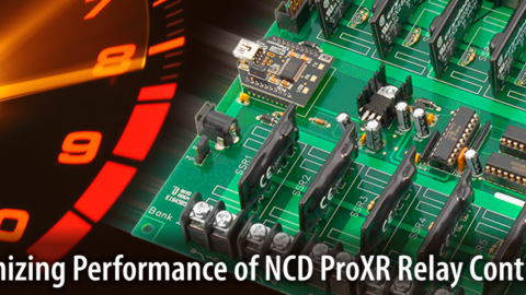Maximizing Performance of NCD ProXR Relay Controllers