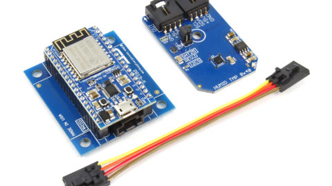 Getting Started with Losant and a NCD Temperature Humidity Sensor