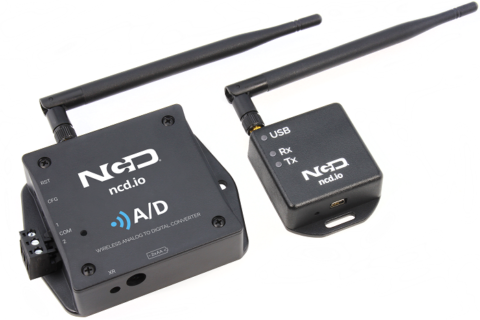 IoT Wireless Analog to Digital Converter Product Manual