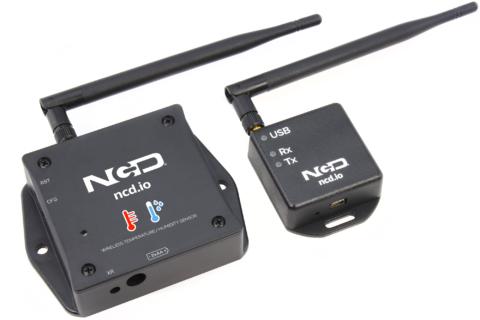 Long Range IoT Wireless Temperature Humidity Sensor Product Manual