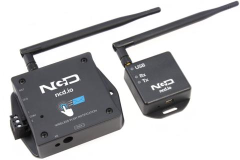 IoT Wireless Push Notification Sensor Product Manual