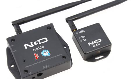 Long Range IoT Wireless Temperature Barometric Pressure Sensor Product Manual