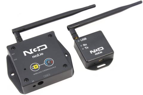 Long Range IoT Wireless Thermocouple Sensor Product Manual
