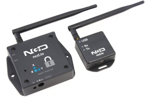 IoT Wireless Asset Monitor Product Manual