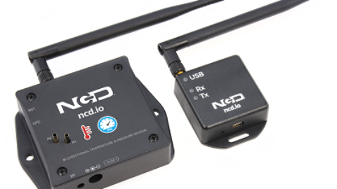 Wireless Bidirectional Differential Pressure Sensor