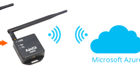 Getting Started with Microsoft Azure® and Wireless Temperature Humidity Sensor