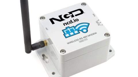 RS-485 to Wireless Converter Modem Guide
