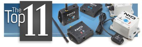 Top 11 Industrial IoT Sensors