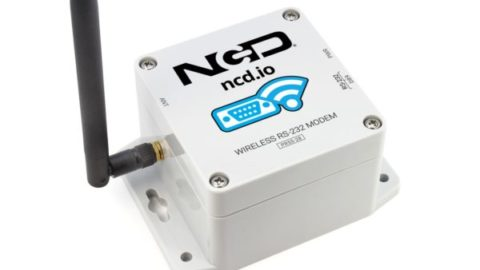 RS-232 to Wireless Converter Modem Guide